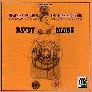 Cover - Victoria Spivey: Bawdy Blues