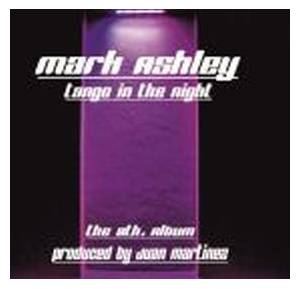 Cover - Mark Ashley: Tango In The Night