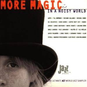 Cover - Javier Paxariño & Glen Velez: More Magic In A Noisy World