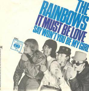 Cover - Rainbows, The: It Must Be Love