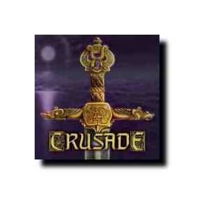 Cover - Seven Wishes: Crusade