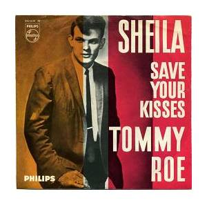 Tommy Roe: Sheila - Cover