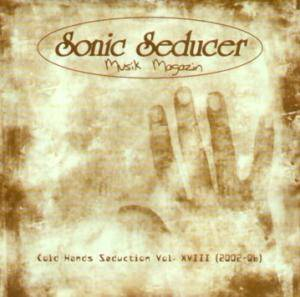 Cover - Dead Turns Alive: Sonic Seducer - Cold Hands Seduction Vol. 18 (2002-06)