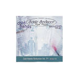 Sonic Seducer - Cold Hands Seduction Vol. 21 (2002-10) (CD) - Bild 1