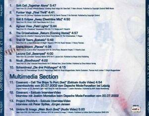 Sonic Seducer - Cold Hands Seduction Vol. 21 (2002-10) (CD) - Bild 4