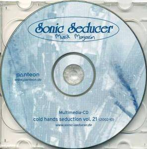 Sonic Seducer - Cold Hands Seduction Vol. 21 (2002-10) (CD) - Bild 5