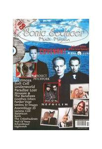 Sonic Seducer - Cold Hands Seduction Vol. 21 (2002-10) (CD) - Bild 6