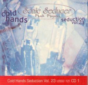 Cover - Rya: Sonic Seducer - Cold Hands Seduction Vol. 23 (2002-12)