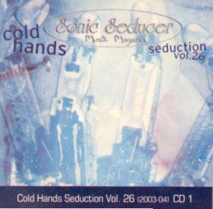 Sonic Seducer - Cold Hands Seduction Vol. 26 (2003-04) - Cover