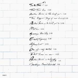 Pink Floyd: The Wall (2-CD) - Bild 6