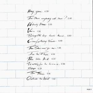 Pink Floyd: The Wall (2-CD) - Bild 7