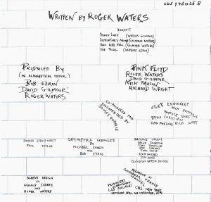 Pink Floyd: The Wall (2-CD) - Bild 9