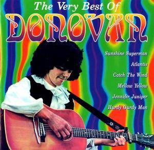 Donovan: Very Best Of, The - Cover
