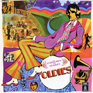 The Beatles: Collection Of Beatles Oldies, A - Cover