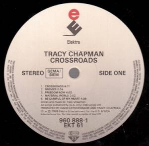 Tracy Chapman: Crossroads (LP) - Bild 3