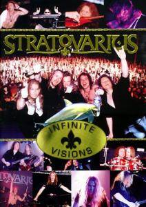 Stratovarius: Infinite Visions - Cover