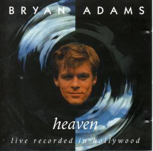 Bryan Adams: Heaven - Live Recorded In Hollywood (CD) - Bild 1