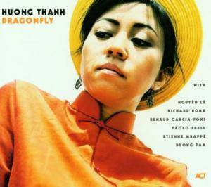Cover - Huong Thanh: Dragonfly