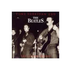 Cover - Beatles & Tony Sheridan, The: Legend Begins, The