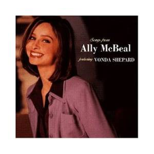 "Cover - Vonda Shepard: Songs From ""Ally McBeal"""