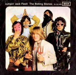 The Rolling Stones: Jumpin' Jack Flash - Cover