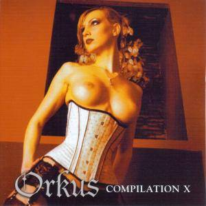 Orkus Compilation 10 [X] - Cover