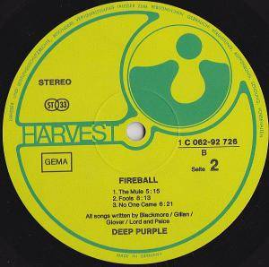 Deep Purple: Fireball (LP) - Bild 6