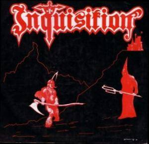 Inquisition: Anxious Death / Forever Under - Cover