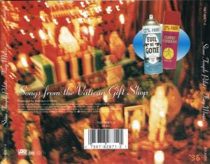 Stone Temple Pilots: Tiny Music... Songs From The Vatican Gift Shop (CD) - Bild 3