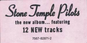 Stone Temple Pilots: Tiny Music... Songs From The Vatican Gift Shop (CD) - Bild 7