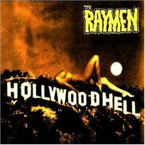 Cover - Raymen, The: Hollywood Hell