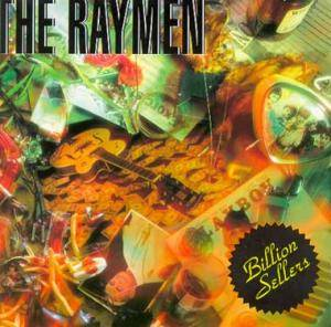 Cover - Raymen, The: Billion Sellers