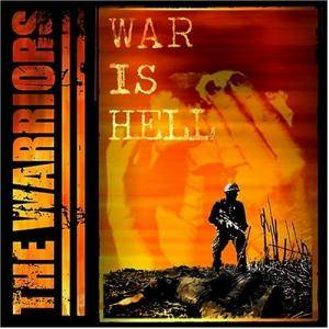 The Warriors: War Is Hell - Cover