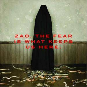 Cover - Zao: Fear Is What Keeps Us Here., The