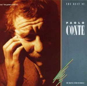 Paolo Conte: Best Of Paolo Conte, The - Cover