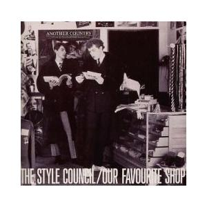 Style Council, The: Our Favourite Shop - Cover