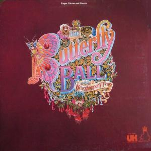 Roger Glover And Guests: Butterfly Ball And The Grasshopper's Feast, The - Cover