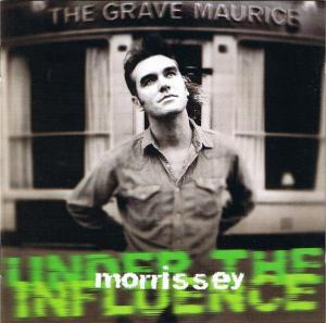 Under The Influence Morrissey - Cover
