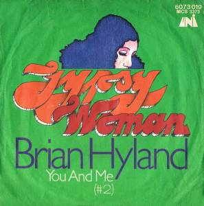 Cover - Brian Hyland: Gypsy Woman
