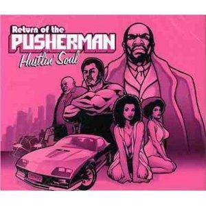 Cover - Notations: Return Of The Pusherman Hustlin' Soul