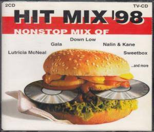 Cover - Black Connection: Hit Mix '98