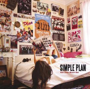 Simple Plan: Get Your Heart On! - Cover