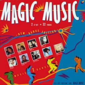 Magic Music - New Dance Edition - Cover