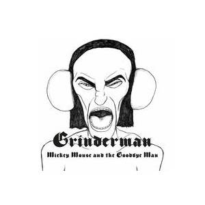 Cover - Grinderman: Mickey Mouse And The Goodbye Man