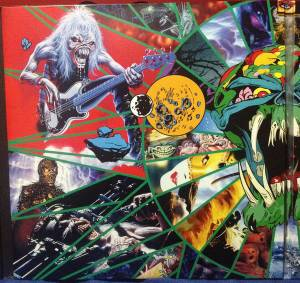 Iron Maiden: From Fear To Eternity - The Best Of 1990-2010 (3-PIC-LP) - Bild 3