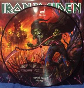 Iron Maiden: From Fear To Eternity - The Best Of 1990-2010 (3-PIC-LP) - Bild 6