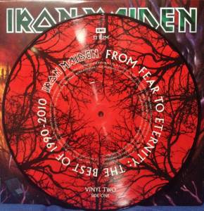 Iron Maiden: From Fear To Eternity - The Best Of 1990-2010 (3-PIC-LP) - Bild 7