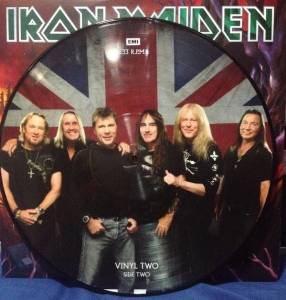 Iron Maiden: From Fear To Eternity - The Best Of 1990-2010 (3-PIC-LP) - Bild 8