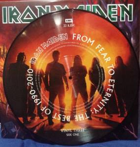 Iron Maiden: From Fear To Eternity - The Best Of 1990-2010 (3-PIC-LP) - Bild 9