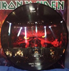 Iron Maiden: From Fear To Eternity - The Best Of 1990-2010 (3-PIC-LP) - Bild 10